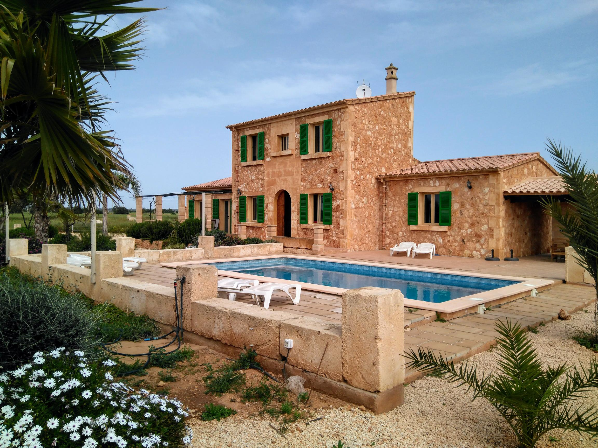 I-3006 Beautiful finca 4 km from the beach of Es Trenc