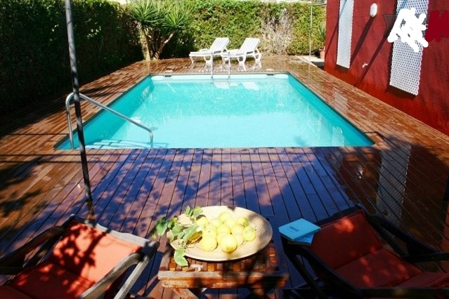 IA-309 House 2 km to the beach with privat pool