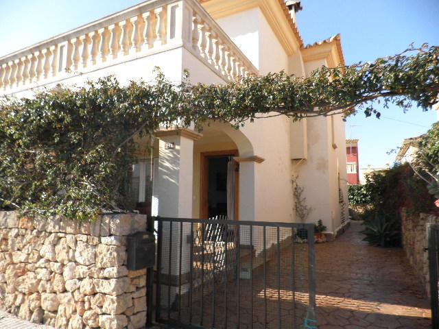 (ES) I-2177 Casa de 4 dormitorios en Sa Ràpita
