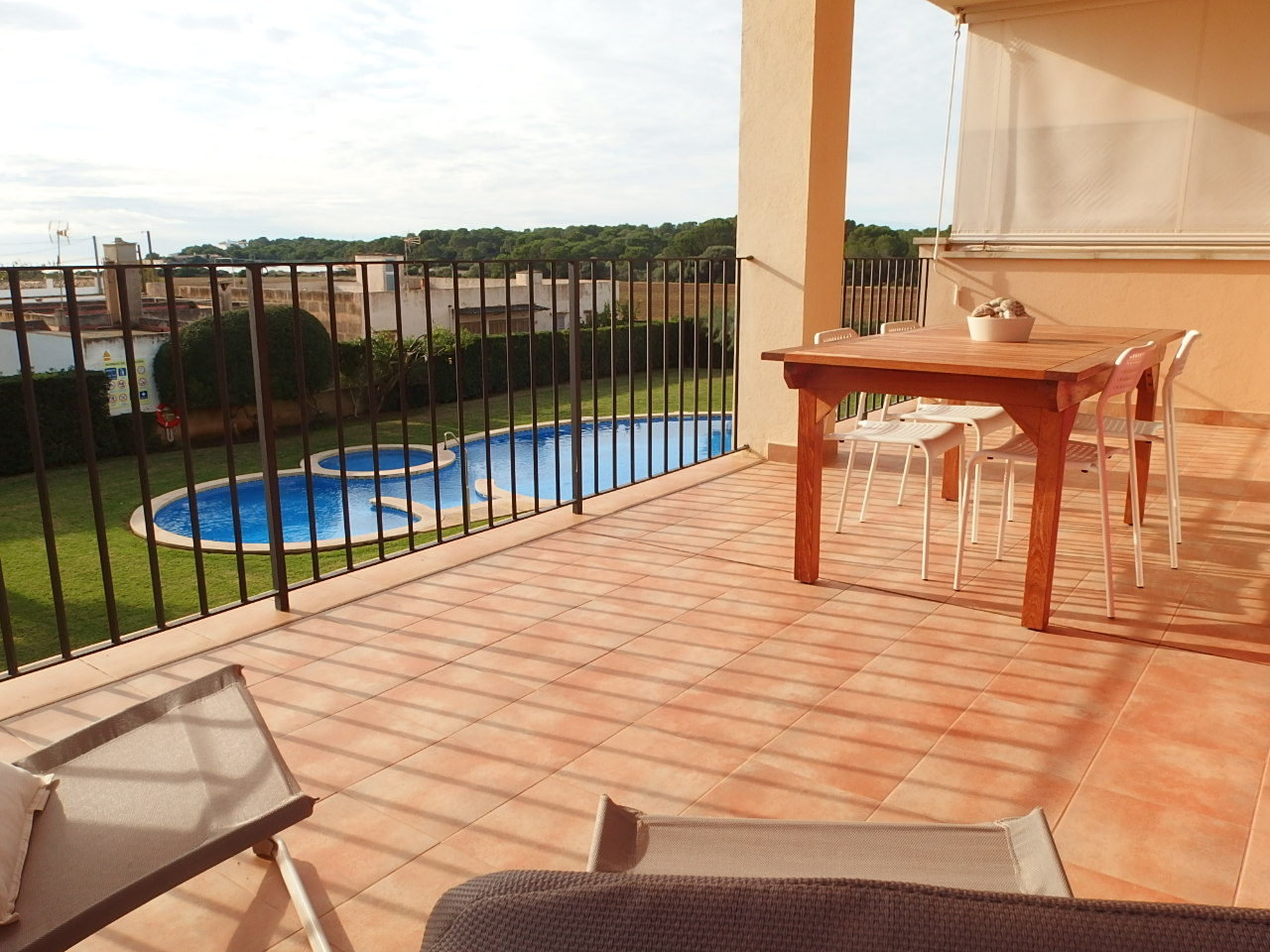 I-1101 Apartment in S 'Estanyol with communal pool and sea views