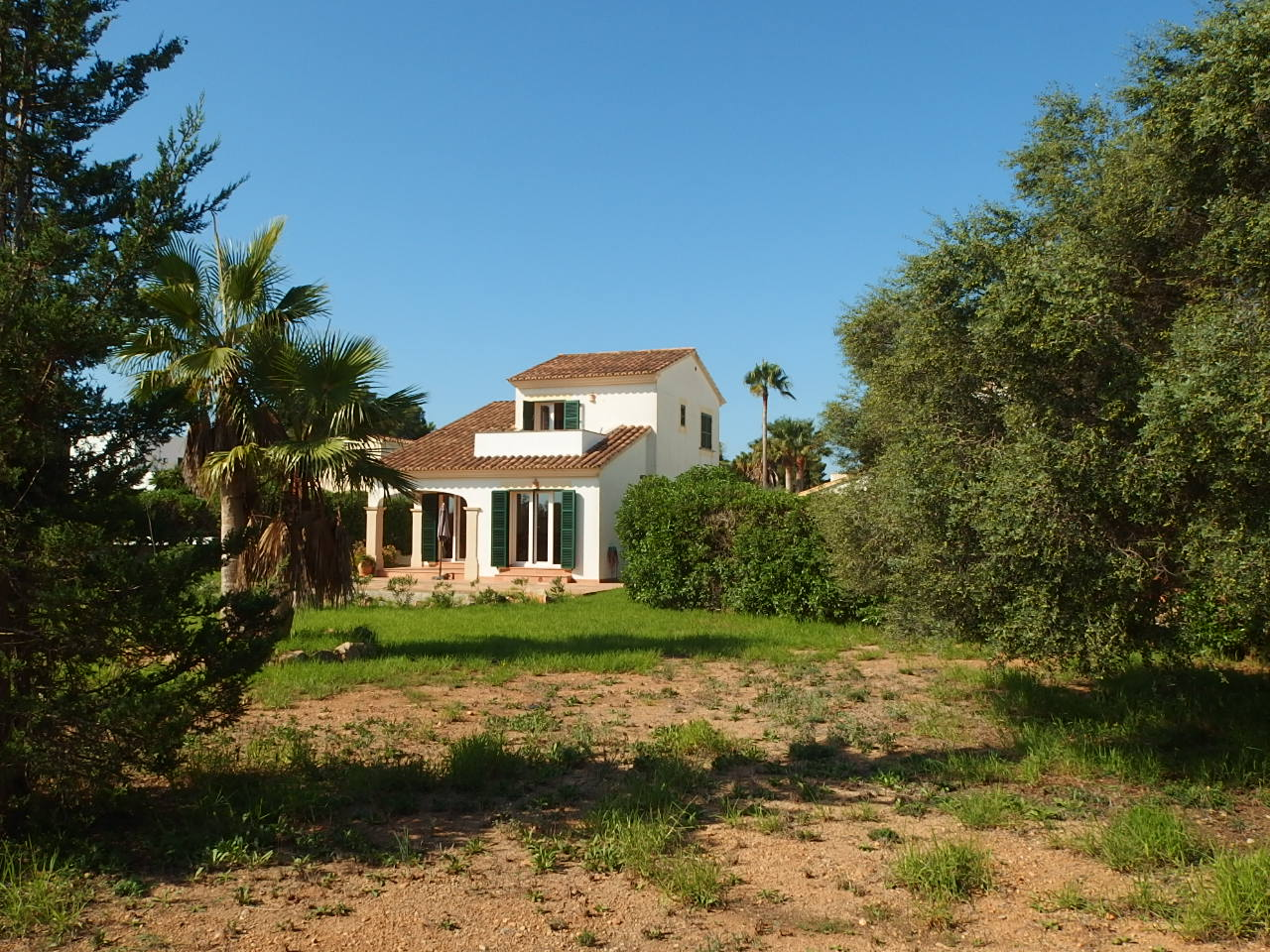 IA-389-I House in El Paraíso with garden 1.000 m2