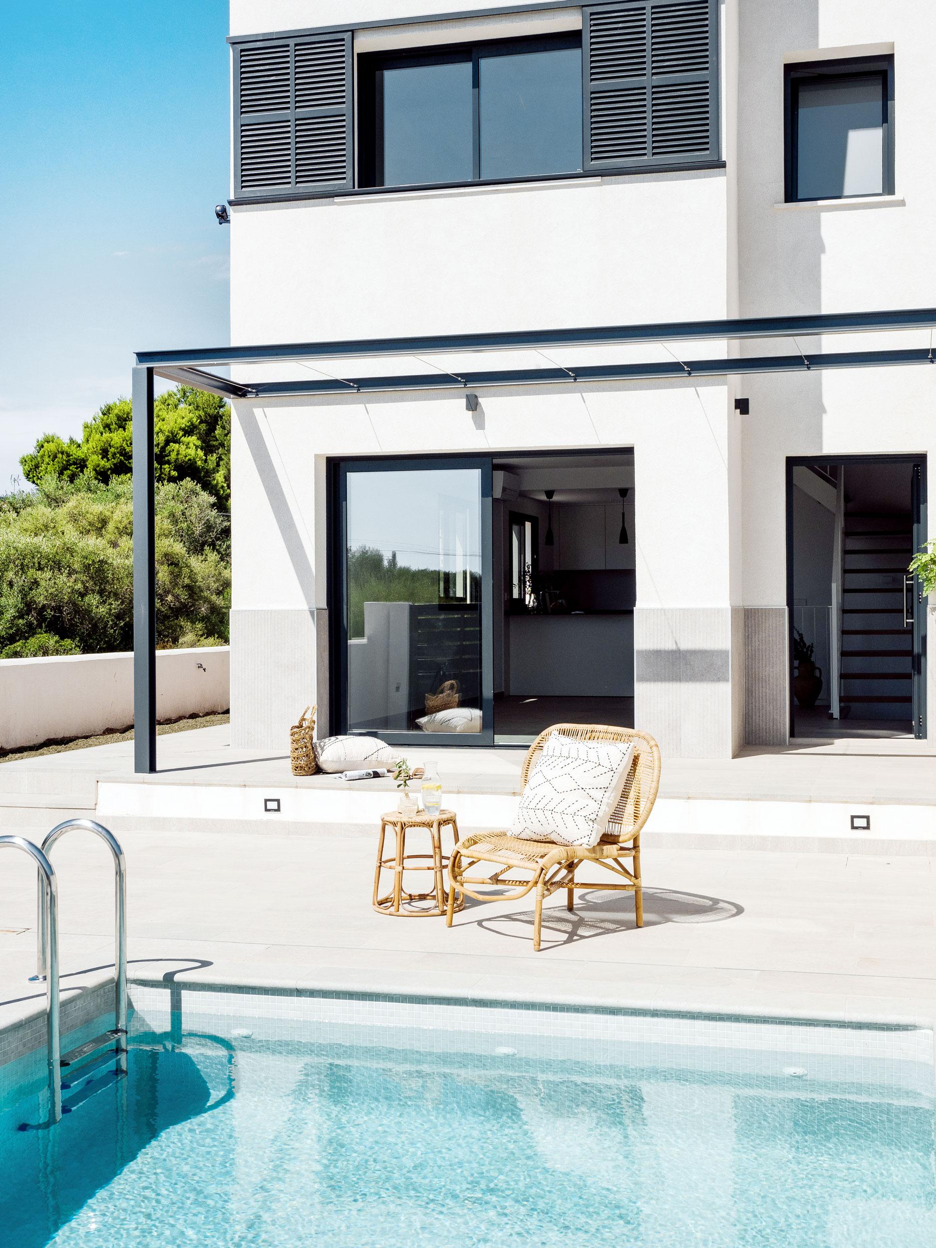 I-2258 Casa pareada - NUEVA - con piscina y vistas al mar en Son Bieló